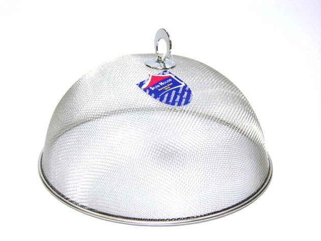Stainless Steel Mesh Food Cover; 30 cm