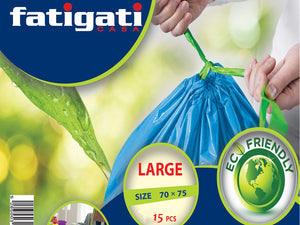 Large Size Trash Bag X10 - HouzeCart