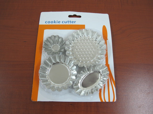 Small Tart Molds, Different Shapes