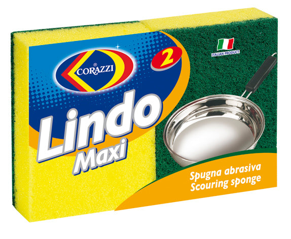 Lindo Maxi Sponge and Scourer