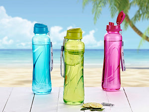 Plastic Water Bottle, 0.63lt - HouzeCart