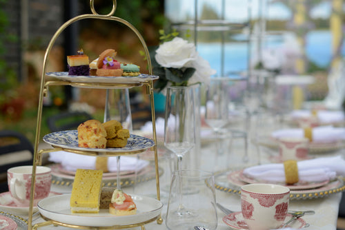 Sunday 24th January from 11am to 1pm - Garden High Tea
