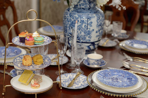 Saturday 22nd May High Tea from 11.30am to 1.30pm
