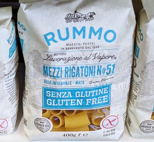 Pasta Rummo Rigatoni (Limit 3 per customer)