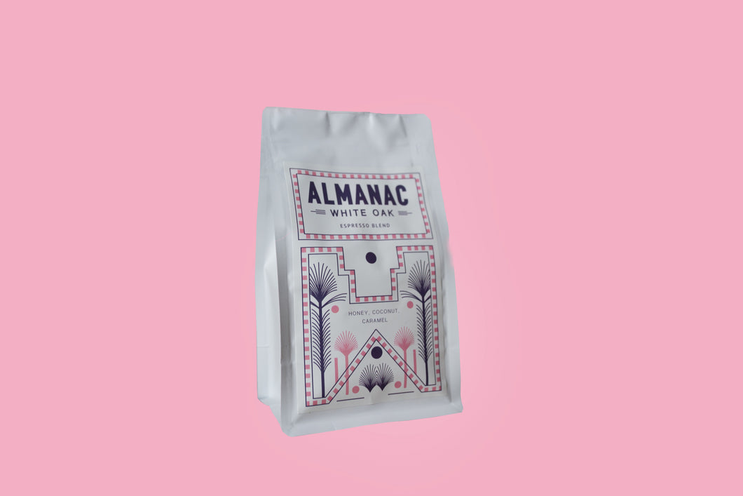 250g Retail Coffee - Dovetail House Blend by Alamanac Coffee