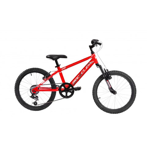 "BIOCYCLE 20"" SUSP ROJO"