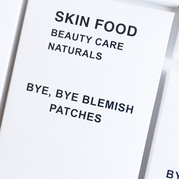 Bye, Bye Blemish Patches - Beauty Care Naturals
