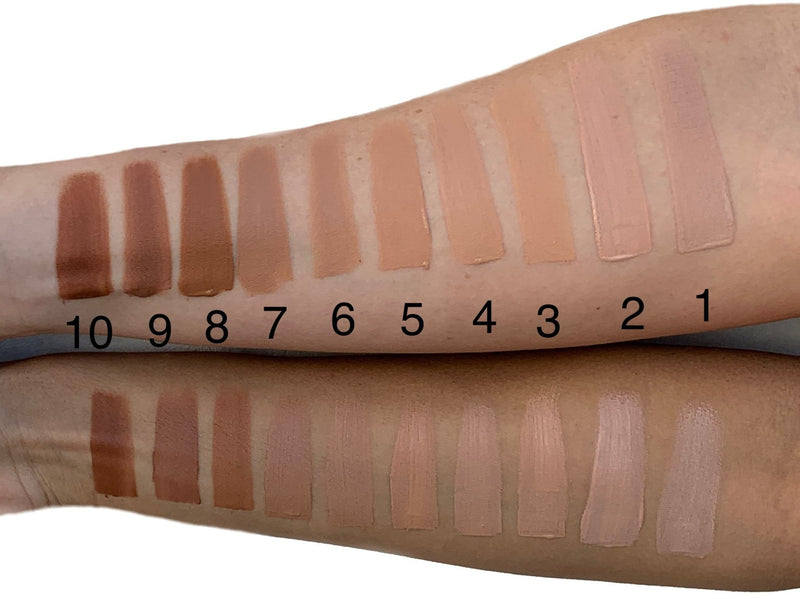 Color Match Foundation - Beauty Care Naturals