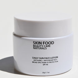 Daily Sun Face Lotion - Beauty Care Naturals