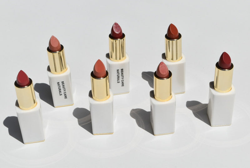 Lipstick Collection Vol. 1 - Beauty Care Naturals