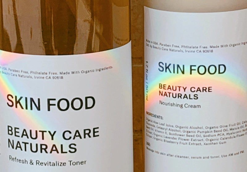 Skin Food Skin Care Set - Beauty Care Naturals
