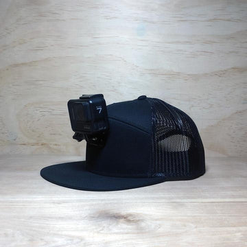Action Hat Custom Black