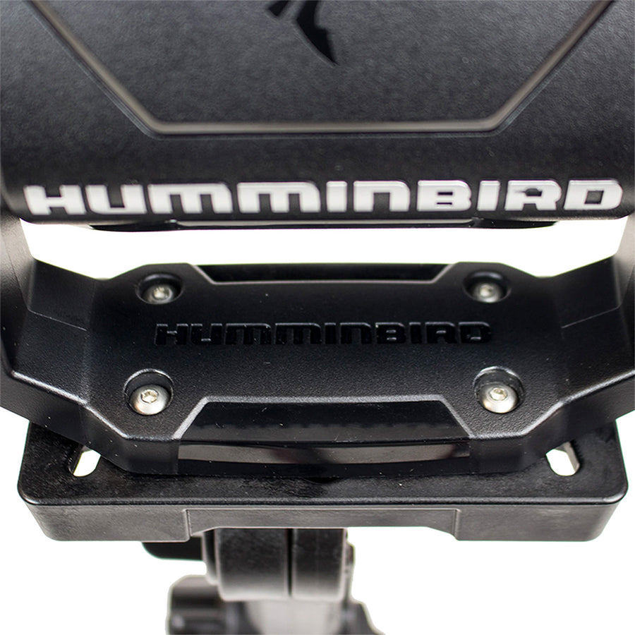YakAttack Humminbird Helix Fish Finder Mount with Track-Mounted LockNLoad Mounting System