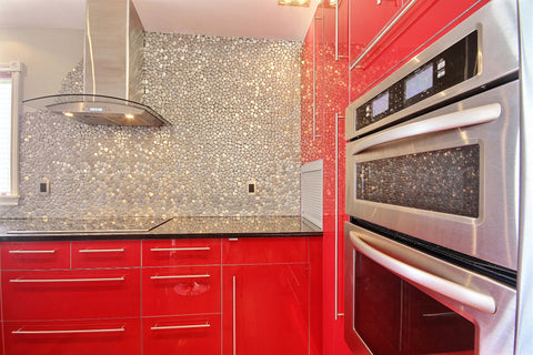 Stainless Steel Backsplash Product Additions Amp Customer