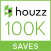 Stainless Steel Backsplash Store 100K Houzz Saves Badge