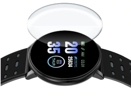 Smartwatch Fitness Tracker