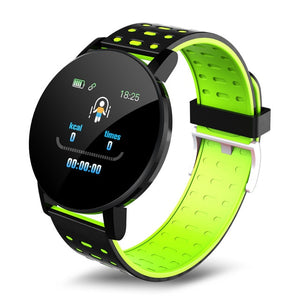 Open image in slideshow, Smartwatch Fitness Tracker