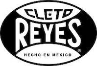 Logo of Cleto Reyes boxing gear in black and white