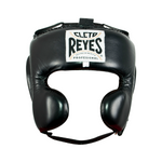 Cleto Reyes Cheek Protector Headgear Black - Bob's Fight Shop