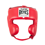 Cleto Reyes Cheek Protector Headgear Red - Bob's Fight Shop