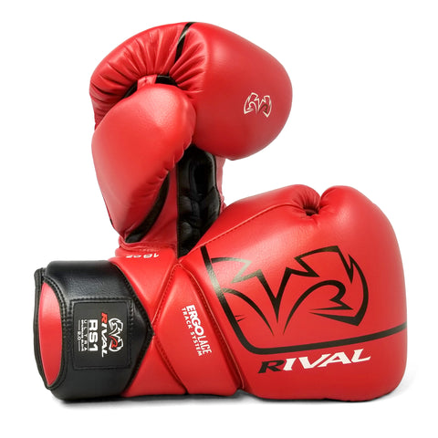 Rival RS1 Ultra 2.0 Sparring Gloves Red - Bob's Fight Shop