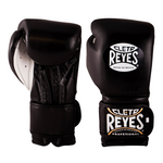 Cleto Reyes Velcro Training Gloves Black - Bob's Fight Shop