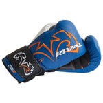 Rival RB11 Evolution Bag Gloves Blue - Bob's Fight Shop