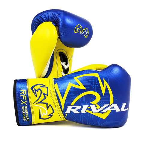 Rival RFX Guerrero Sparring Gloves - P4P Edition - Bob's Fight Shop