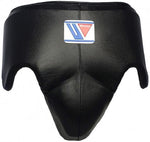 Winning Standard Cut Groin Protector- Black - Bob's Fight Shop