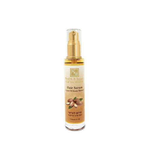 Haar Serum mit Morocco Argan Öl - Health & Beauty - Swisa Beauty