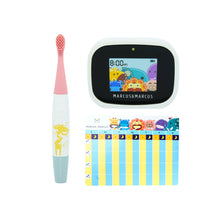 Load image into Gallery viewer, Kids Interactive Sonic Silicone Toothbrush 3+