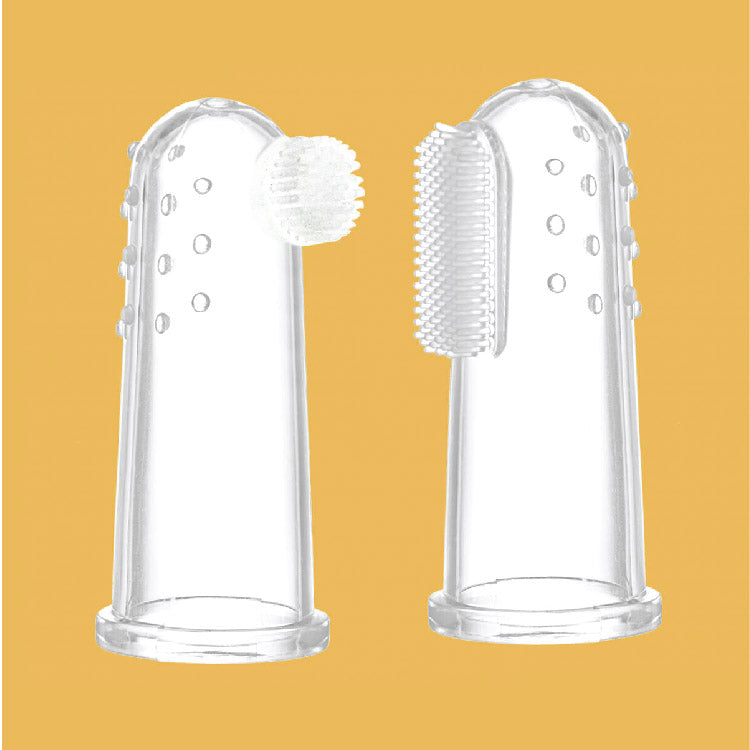 Finger Toothbrush & Gum Massager Set (0m+)