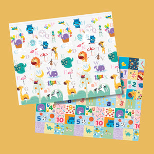 Reversible Playmat ABC (Foldable)