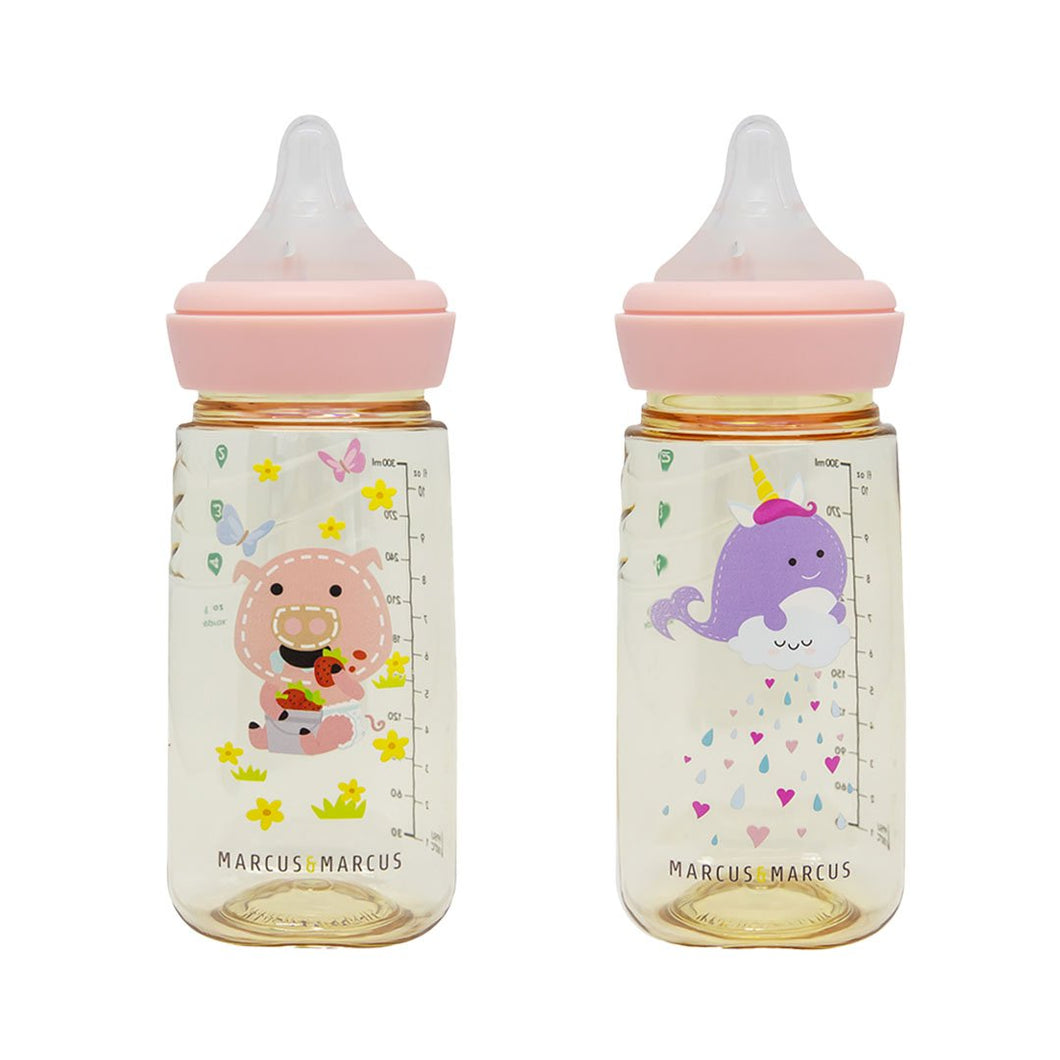 PPSU Transition Feeding Bottle Twinpack (300ML)