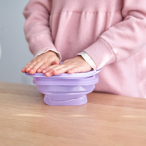 Collapsible Snack Container