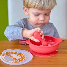 Load image into Gallery viewer, Toddler Self Feeding Set (12m+)
