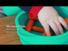 Load and play video in Gallery viewer, Suction Bowl with Cover