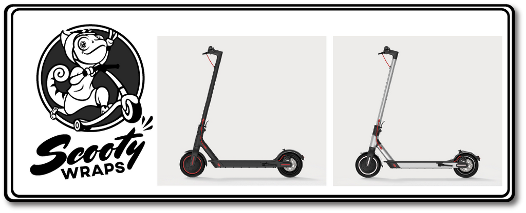Full wrap for the xiaomi m365 pro electric scooter
