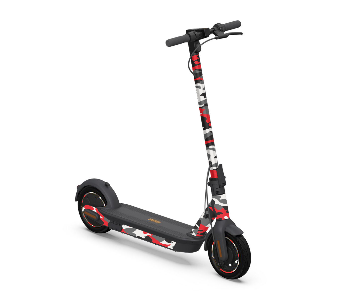 Segway Ninebot Max Electric Scooter Wrap