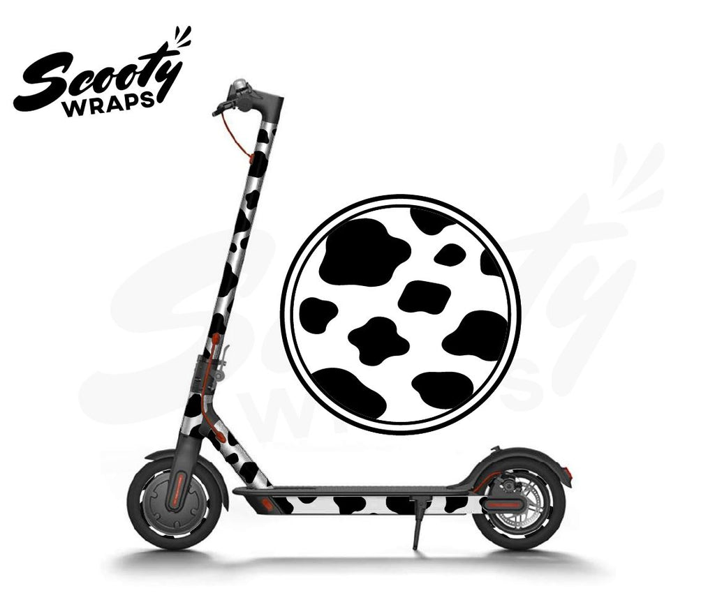 Electric Scooter Wrap  Xiaomi M365 - Cow