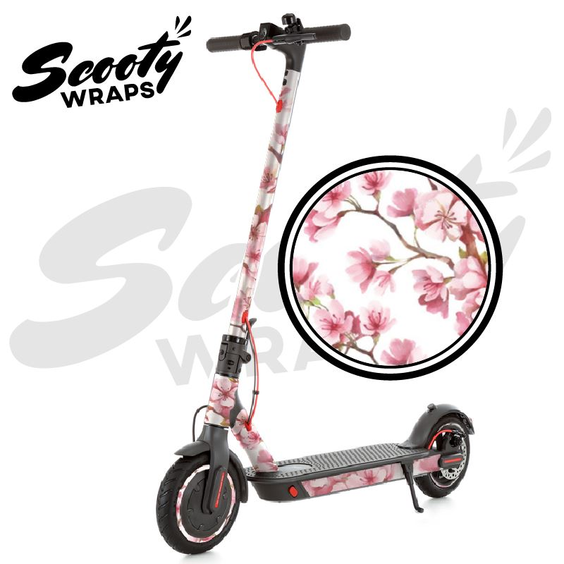 Xiaomi M365 Pro Cherry Blossom Customize your scooter