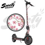 scooter graphics xiaomi m365 cherry blossom
