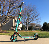 scooter wraps for segway electric scooters