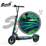 Tropical green apollo City sticker kit