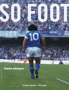 Coffret collector « Maradona Napoli »