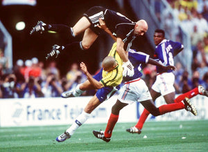 Barthez vs Ronaldo, 1998