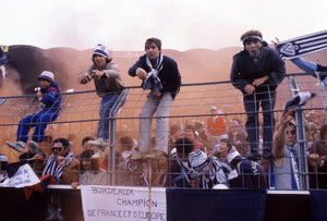 Supporters bordelais, 1985