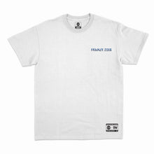 "Charger l'image dans la galerie, T-Shirt ""France 2018"" On Tour blanc"
