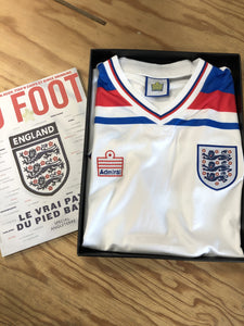 Coffret collector « Angleterre 1982 »
