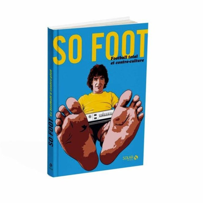 Coffret collector « So Foot le livre + t-shirt »